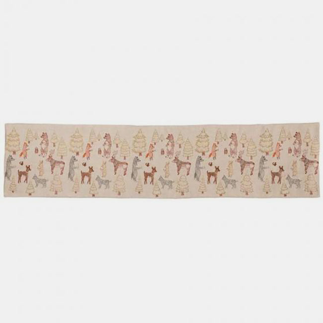 Forest Glow Table Runner, Tablecloth, Coral & Tusk, Collyer's Mansion - Collyer's Mansion