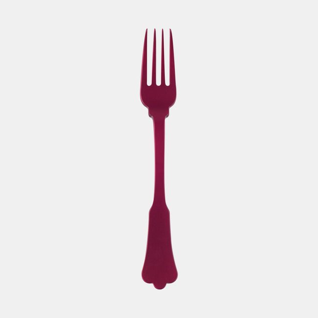 Acrylic Cake Fork, multiple colors