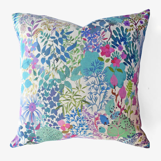 Liberty Fresco Union Pillow, square