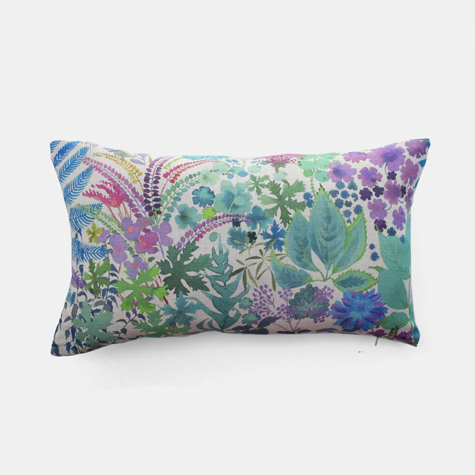 Liberty Fresco Union Pillow, lumbar