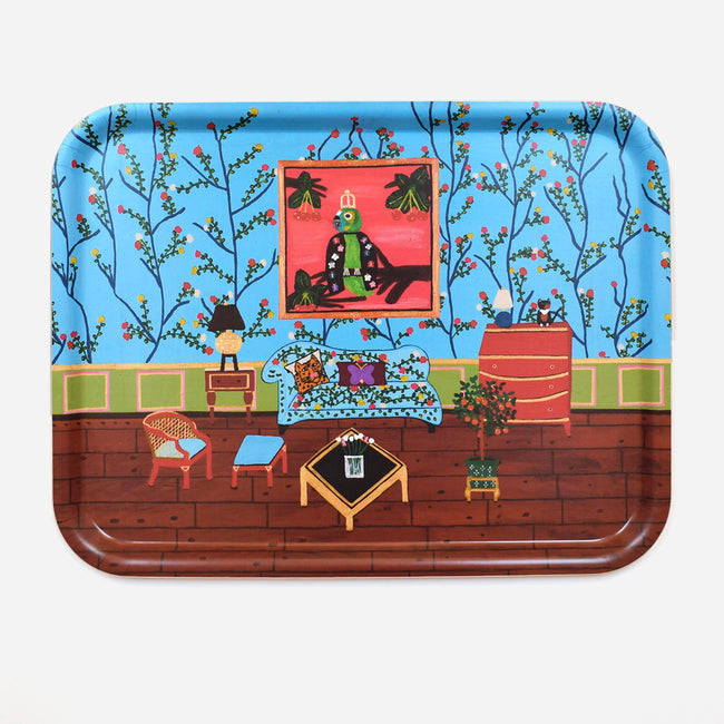 The Garden Room Tray