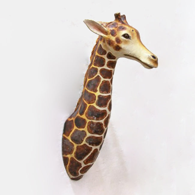 Giraffe Wall Mount