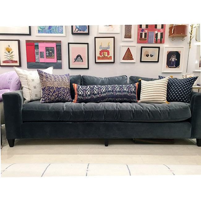Floor Model Sale Gunner Sofa, matteo dark grey