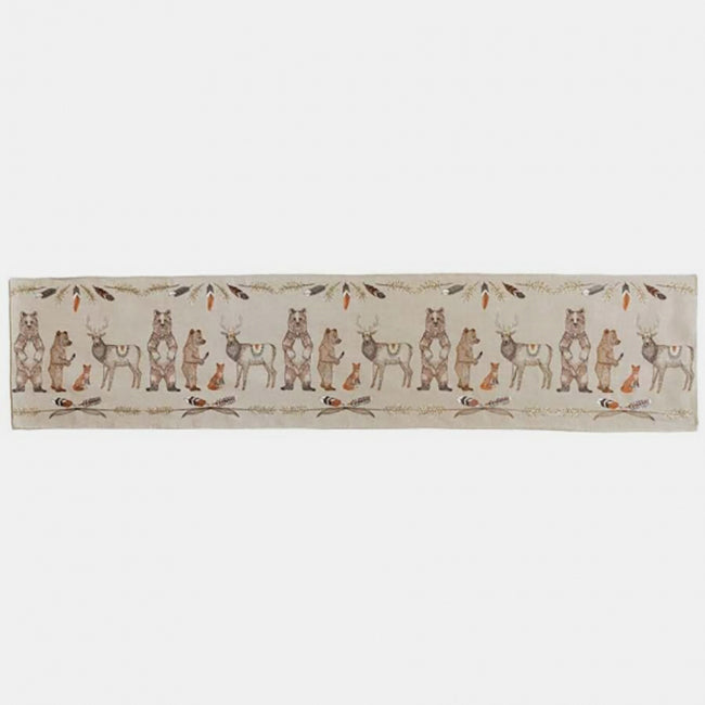 Homecoming Table Runner, Tablecloth, Coral & Tusk, Collyer's Mansion - Collyer's Mansion