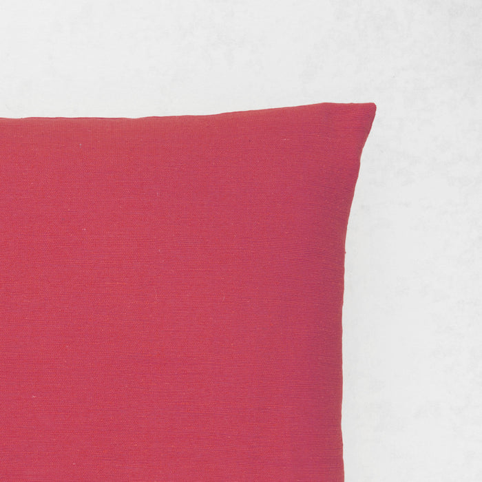 Hot Pink Pillow, Pillow, Bolé Road Textiles, Collyer's Mansion - Collyer's Mansion