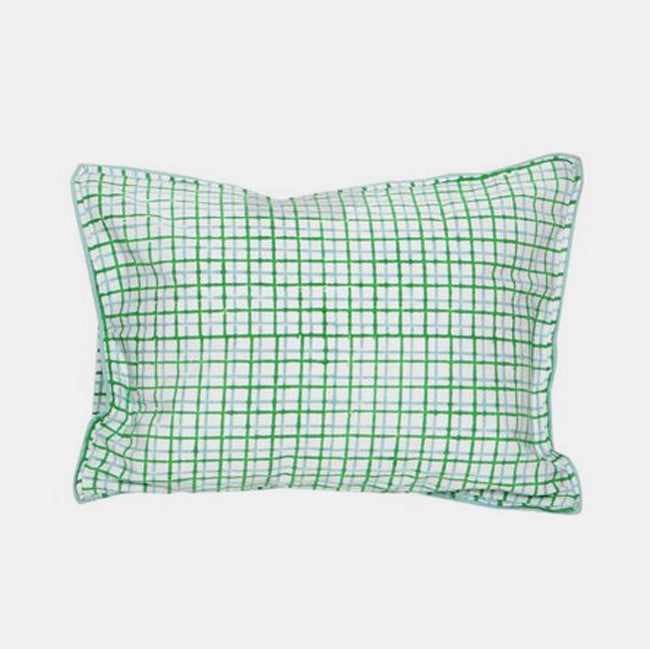 James Boudoir Pillow
