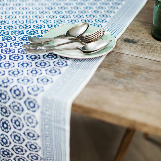 Arushi Tablecloth, Placemat, Jamini, Collyer's Mansion - Collyer's Mansion