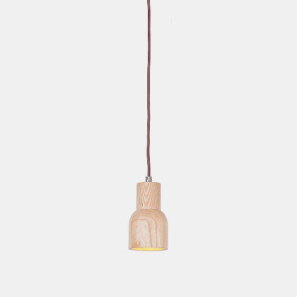 Kobe Oak Pendant, Pendant, It's About ROMI Amsterdam, Collyer's Mansion - Collyer's Mansion