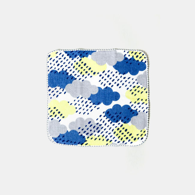 Blue Cloud Washcloth