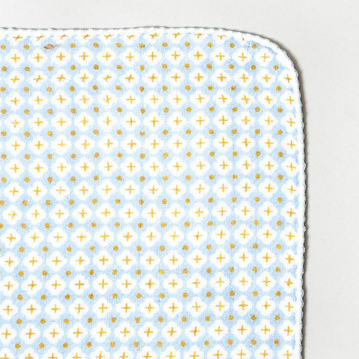 Blue Cross Washcloth