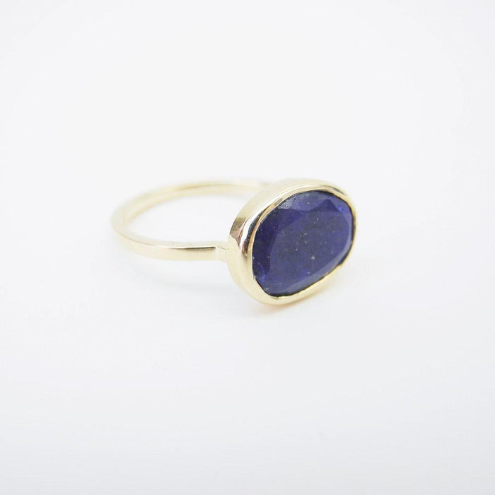 Lapis Ring, Ring, Liz Phillips, Collyer's Mansion - Collyer's Mansion