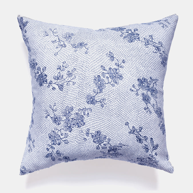 La Jolla Lapis Pillow, square