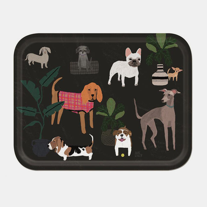 Dogs Tray, large