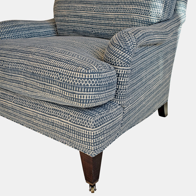 Henry Chair in Mimi Navy