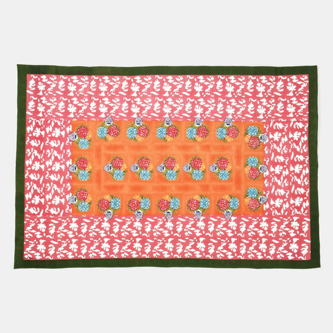 Matisse Pot Pink Tablecloth