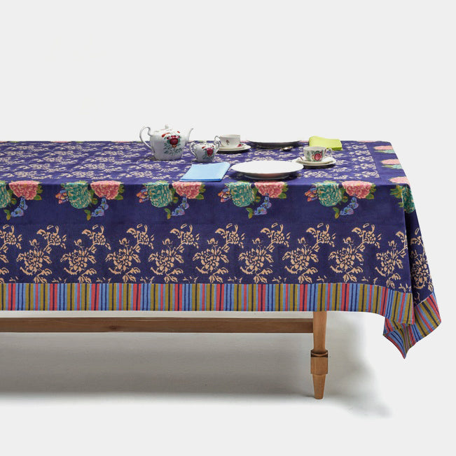 Kandem Blue Tablecloth