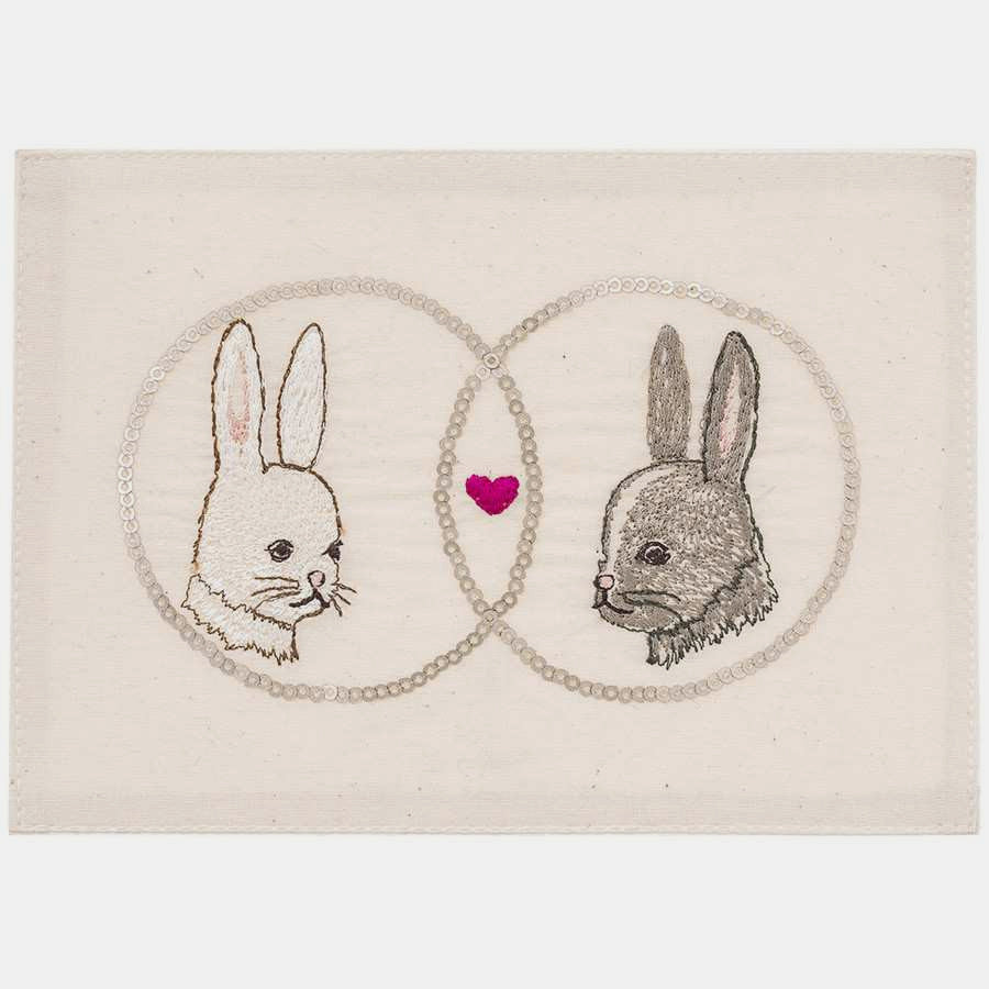 Love Bunnies Stationery