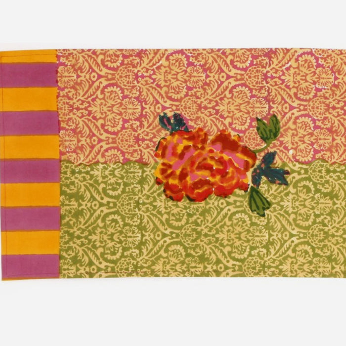 Maharani Acid Green Table Runner