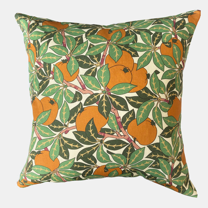 Liberty Mae Tree Pillow, square