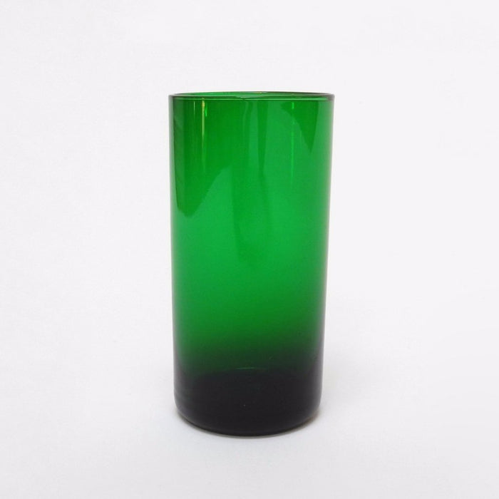 Green Maryclare Glass, large, Glass, Canvas Home, Collyer's Mansion - Collyer's Mansion
