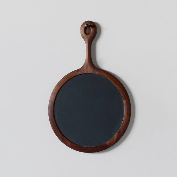 Sophia Mirror, walnut