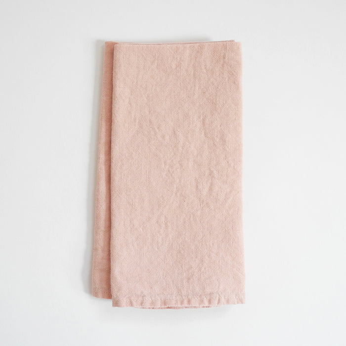 Linen Napkin, nude, Napkin, Linge Particulier, Collyer's Mansion - Collyer's Mansion