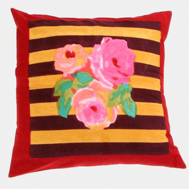 Nizam Red Pillow
