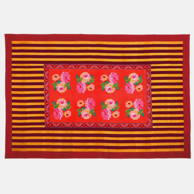Nizam Red Tablecloth