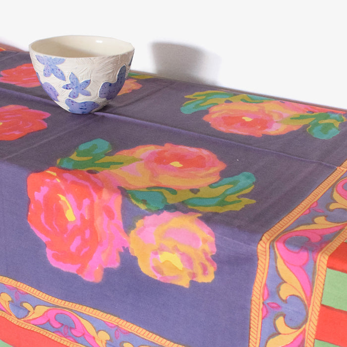 Nizam Grey Tablecloth