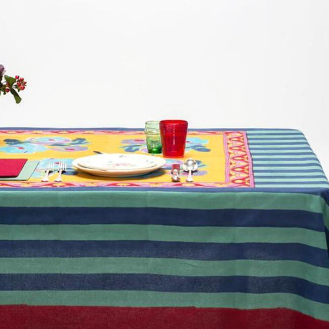 Nizam Mustard Tablecloth