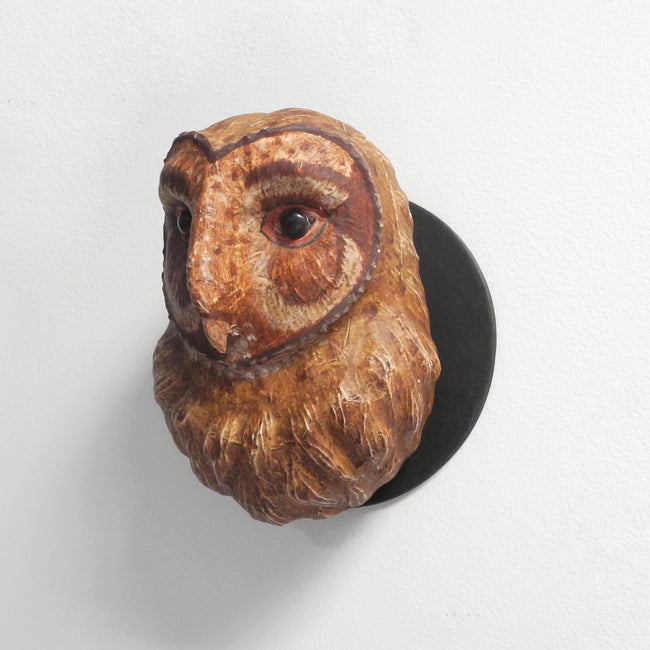 Owl Wall Mount