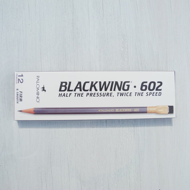 Blackwing 602 Pencils, Pencil, Palomino, Collyer's Mansion - Collyer's Mansion