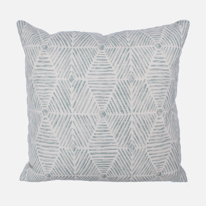 Stonegate Seafoam Pillow, square