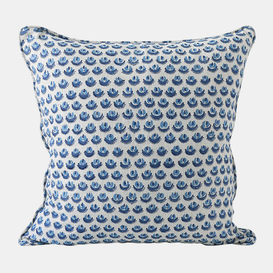 Cadiz Riviera Pillow, square