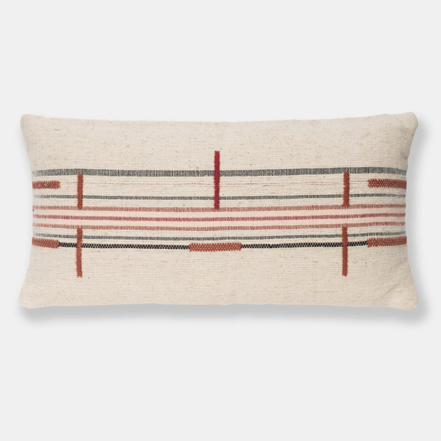 Nettle Chestnut Sema Pillow