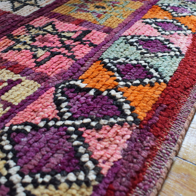 "Berber Carpet, 5'11"" x 8'6"", Rug, Rugs&Sons, Collyer's Mansion - Collyer's Mansion"