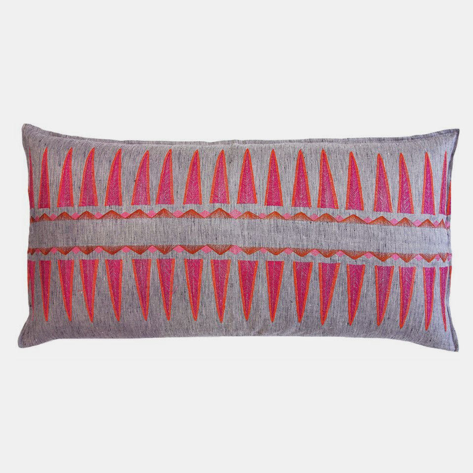 Quill Sunstone Pillow, lumbar