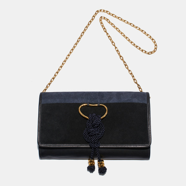 Opera Clutch in Color Block