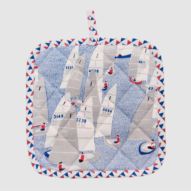 Regatta Pot Holder