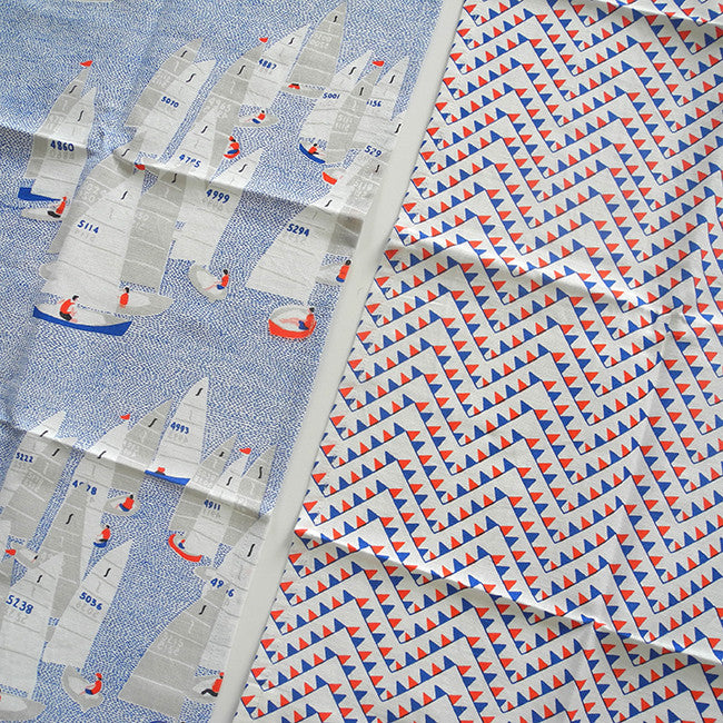 Regatta Tea Towels