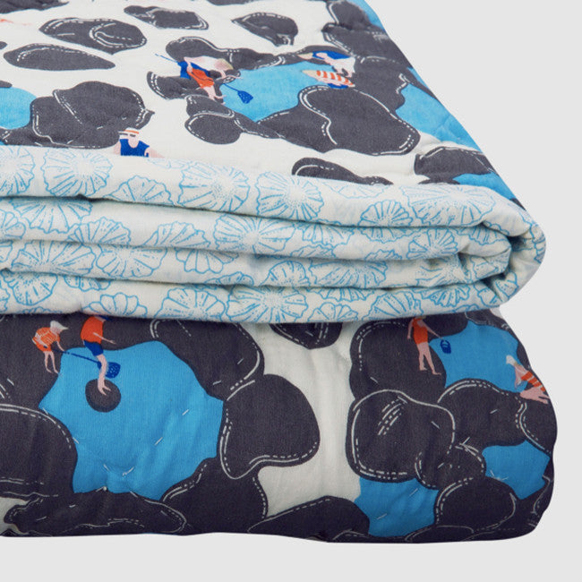 Rockpool Twin Quilt