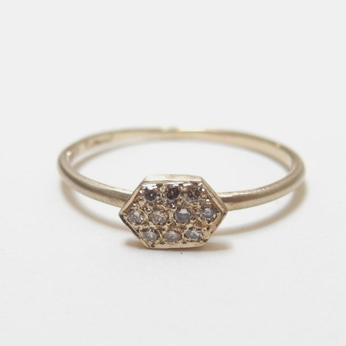 Diamond Arrow Ring, Ring, Satomi Kawakita, Collyer's Mansion - Collyer's Mansion