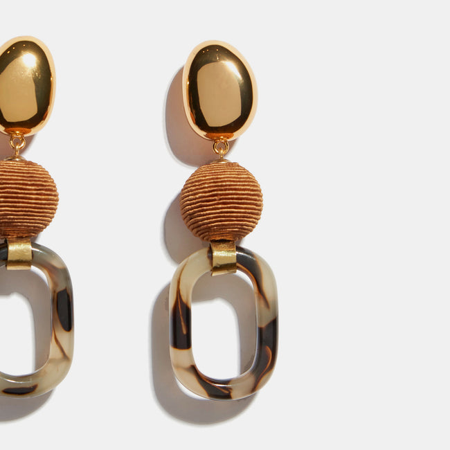 Element Earrings, Earrings, Lizzie Fortunato, Collyer's Mansion - Collyer's Mansion