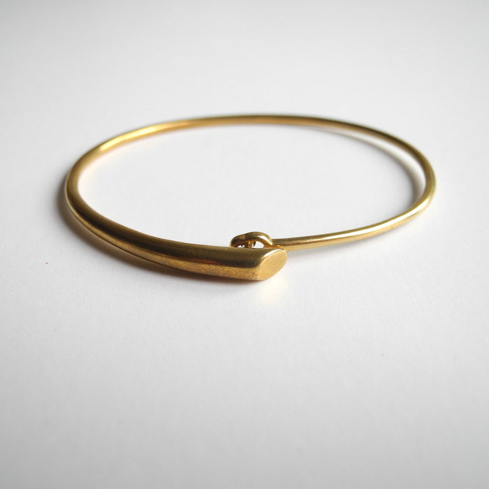 Fitted Bangle No. 2, Bracelet, Stvdio Brooklyn, Collyer's Mansion - Collyer's Mansion