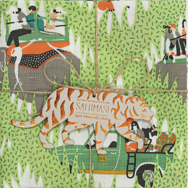 Safari Tea Towels