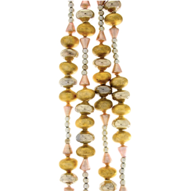 Spindle and Ball Garland