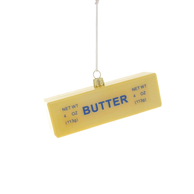 Stick of Butter Ornament, large