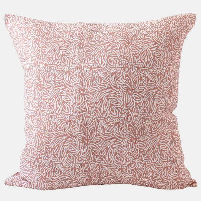 Amalfi Shell Pillow, square