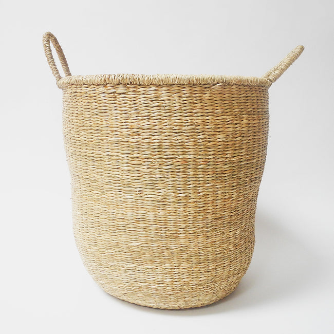 Tall Seagrass Basket