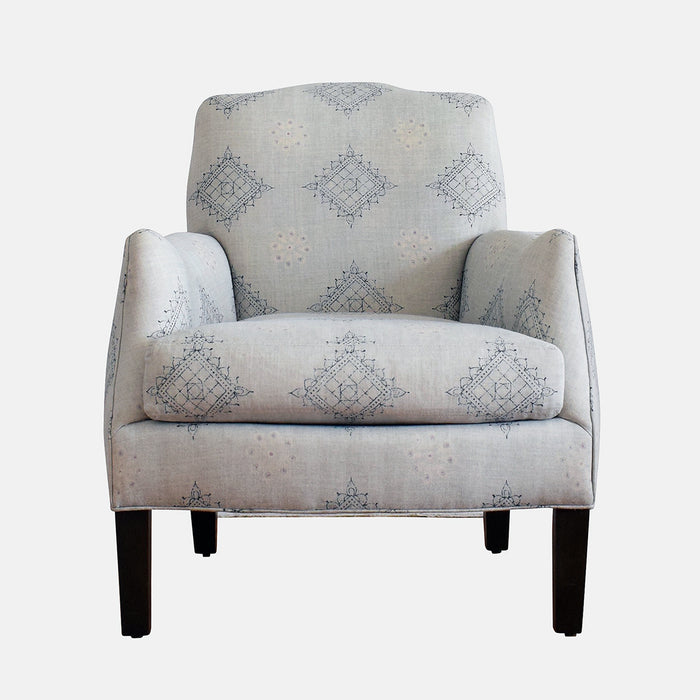 Sebastian Chair in Charlize Mist